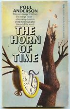 Poul Anderson THE HORN OF TIME 1968 First Printing Signet P3349