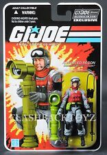 2017 GI Joe Sneak Peek Club Exclusive Subscription FSS 5.0 MOC