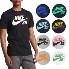 Nike Mens Dry Dri-Fit Swoosh Logo Casual Skate T-Shirt