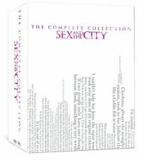 Sex and the City Complete Series Collection Seasons 1-6 DVD Box Set