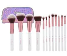 BH Cosmetics - Crystal Quartz - 12 Piece Brush Set with Bag