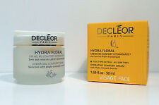 DECLEOR - 50ml HYDRATING COMFORT CREAM - HYDRA FLORAL - SAVE £££'s - 30,000+ FB*