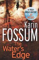 The Water's Edge,Karin Fossum, Charlotte Barslund- 9780099555049