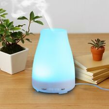 LED Humidifier Air Purifier Essential Oil Aroma Ultrasonic Diffuser Aromatherapy