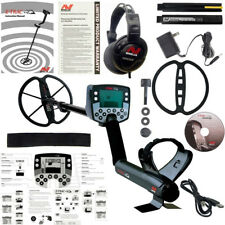 "Minelab E-Trac Metal Detector w/ 11"" DD Search Coil & 3 Year Warranty 3228-0002"
