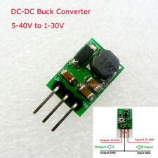 DC-DC 5V-36V to 5 12V Buck Step-down Converter Power Module 5W Replace 7805 7812