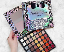 VIOLET VOSS Pro Eyeshadow Palette RIDE OR DIE Eye Shadow 42 Colors FREE SHIP
