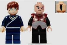 2 LEGO Avatar Katara and Prince Zuko Minifigure NEW FROM SET 3829 minfig lot