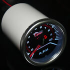 """Car Motor Universal Smoke Len 2"""" 52mm Indicator Tacho Tachometer Gauge Meter"""
