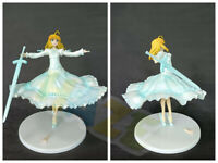 Anime Fate/stay night Saber Figur PVC Modell 26cm Action Spielzeug