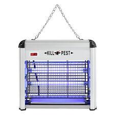 [pro.tec]® Insektenvernichter Insektenfalle UV Licht Fliegenfalle Mücken Lampe