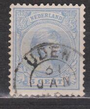 NVPH Netherlands Nederland 35 CANCEL UDEN Wilhelmina 1891