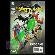 BATMAN #35 New 52 ENDGAME Scott SNYDER Greg CAPULLO 1st Print DC COMICS NM!