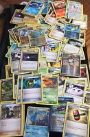Pokemon Card Mix Lot Unsearched Trainer Over 100 Card Bundle
