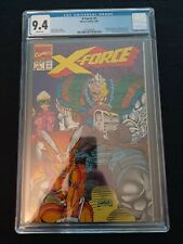 X-Force 1 - CGC 9.4 Vol 1991 Direct Edition Negative - Nicieza, Liefeld - rare