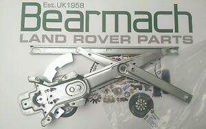 Land rover Discovery 1, 2, Window Regulator Driver Side, BEARMACH BRAND, STC2882