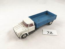 LOVELY CORGI TOYS # 483 DODGE KEW FARGO TIPPER TRUCK LORRY DIECAST BLUE/WHITE