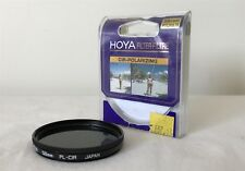 Hoya Circular Polarising Camera Lens Filter Polarizer PL-CIR 58mm 0.75 Pitch