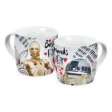 Star Wars Tassen Friends C3-PO R2 D2