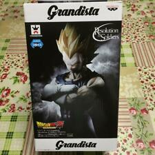 Dragon Ball Figure Grandista Resolution of Soldiers Vegeta Banpresto Toy