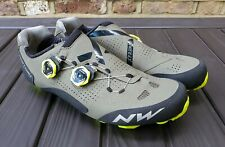 Northwave Ghost XCM 2 Cycling SHoes 45 SPD Forest /