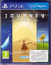 Journey: Collector's Edition [PlayStation 4 PS4, Region Free, English] NEW