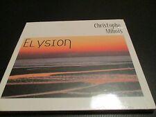 """CD DIGIPACK NEUF """"ELYSION"""" Christophe MILLOIS"""