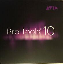 Pro Tools 10 Box