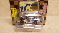 New 1998 Racing Champions 1:64 NASCAR Gold Brett Bodine Paychex Ford Taurus b