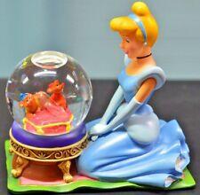 Disney Cinderella and Mice Snowglobe