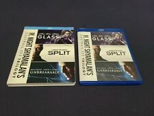 M.Night Shyamalan's Eastrail 177 Trilogy 3 Disc Blu-ray Set w/Slipcover Oop
