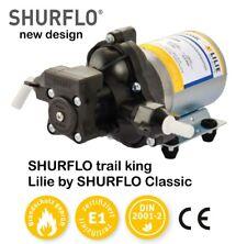 Shurflo Wasserpumpe trail king 7 12 V  1,4 bar Lilie LS204 EU 2095-204-112