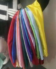 20 Elvis ETA satin Jumpsuit scarves 17 colors scarf IN STOCK same day dispatch