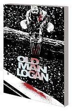 WOLVERINE: OLD MAN LOGAN VOL #2 TPB BORDERTOWN Jeff Lemire Marvel Comics #5-8 TP
