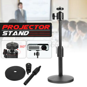 Projector Stand Height Adjustable Desktop Projector Camera Table Stand  Q .