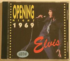 Elvis Presley - Opening Night 1969