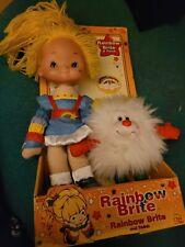 RARE 2003 Rainbow Brite  Doll Twink Sprite NEW IN UNOPENED BOX