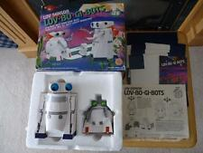 1984 Bandai Lov-Sensor Game Bo GI Bots Sen-Bot Sor-Bot Light Planet AIE Japan