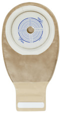 """1Esteem + Drainable Pouch with Durahesive Plus Skin Barrier, 2-1/2"""" Cut-To-Fit"""