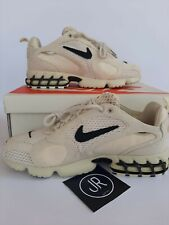 Nike Air Zoom Spiridon Cage 2 Stussy Fossil EUR 43 USA 9.5 UK 8.5