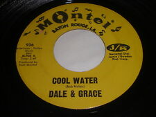 Dale & Grace: Cool Water / Rule Of Love 45