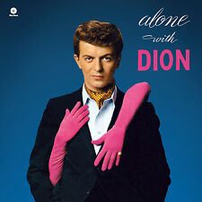 Dion ALONE WITH DION 180g +MP3s WaxTime Records NEW SEALED VINYL LP