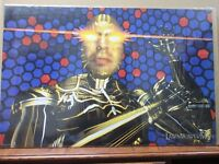 vintage The Lawnmower Man Poster action movie 12331