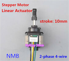 NMB Linear Actuator 2-phase 4-wire Stepper Motor DC 5V-12V 6V small motor DIY
