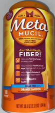 Metamucil psylliym 4-in - 1 fibra supplemento SUGAR FREE 180 cucchiaini da tè EXP 02/2021