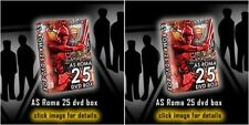 25 DVD BOX ULTRAS ROMA