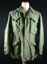 Vintage 50s U.S.Army OG-107 M-1951 M51 Field Coat Jacket fits as M