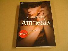 BOEK / AMNESIA - BOGAERTS