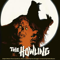 The Howling - Expanded - Red & Silver Bullet Vinyl - Limited - Pino Donaggio