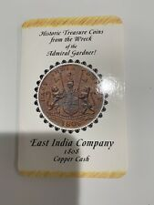 East India Company: 1808 Copper Cash Admiral Gardner Shipwreck Coins (D238-1238)